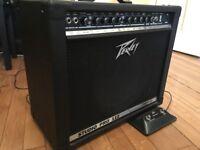 PEAVEY BANDIT TRANSTUBE GUITAR AMP COMBO 100 WATTS