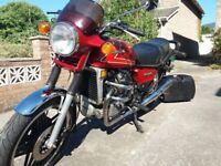 Honda CX 500 Motorbike very good condition