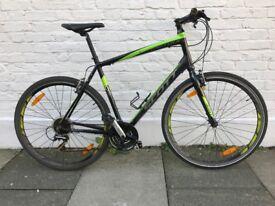 "Scott Metrix Acera Aluminium Hybrid Bike 2012 AS NEW!! (22.5""/57cm)"