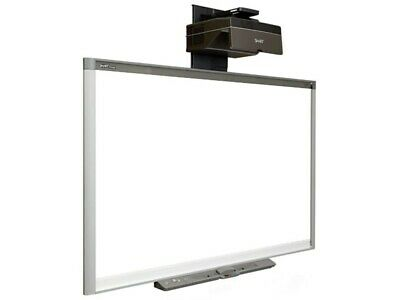 Smart Board 800 Series Interactive Whiteboard With Ux60 Dlp Projector