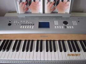 Yamaha Portable Baby Grand, DGX-620, Electric piano/organ