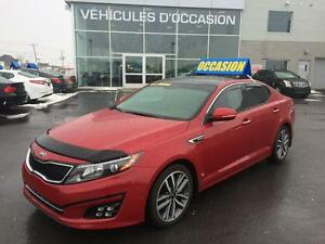 Kia Optima SX Turbo 2015