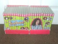 TRACY BEACKER DVDS 24 £15 THE LOT