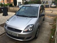 Ford Fiesta 1.4 Style Climate 2006 56 Low Miles Aircon 5 Doors not C3, 206, 306, clio or corsa
