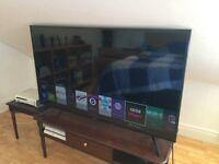 Samsung Smart 55 inch Television 4k UHD