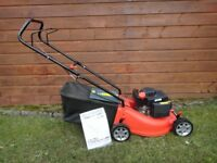 LAWNMOWER petrol handpush Sovereign XXS40A 40cm in excellent condition