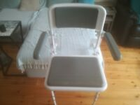 disabled shower chair brand new never been fitted sent 2 buy mistake