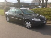 2004 RENAULT MAGANE SALOON 1.5 DIESEL *ONLY 110000 MILES* **CHEAP TAX GREAT ON FUEL **