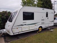 Compass Rallye 482 2006 2 berth caravan
