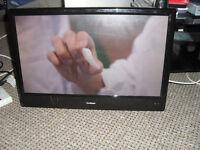 LCD TV 22 INCH suit bedroom caravan garage
