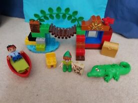 Jake and the Neverland pirates lego duplo