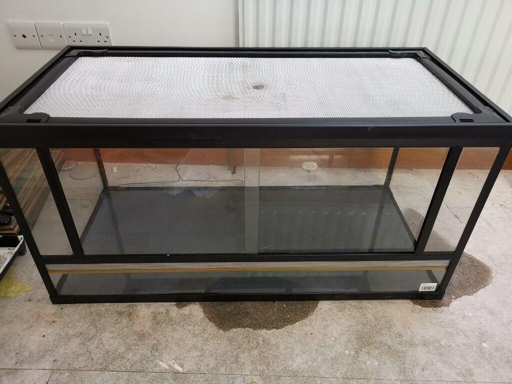 Snake Tank Coffee Table.Vivarium Reptile Tank For Snake Lizard Etc 100x45x50 Cm In Ballymena County Antrim Gumtree