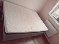 Seally Posturepedic memory foam and sprung bed