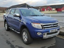 2015 Ford Ranger Limited, 3.2 TDCI.