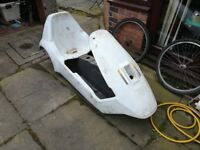 Sinclair c5 body and parts