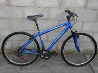 blue bike apollo 26''