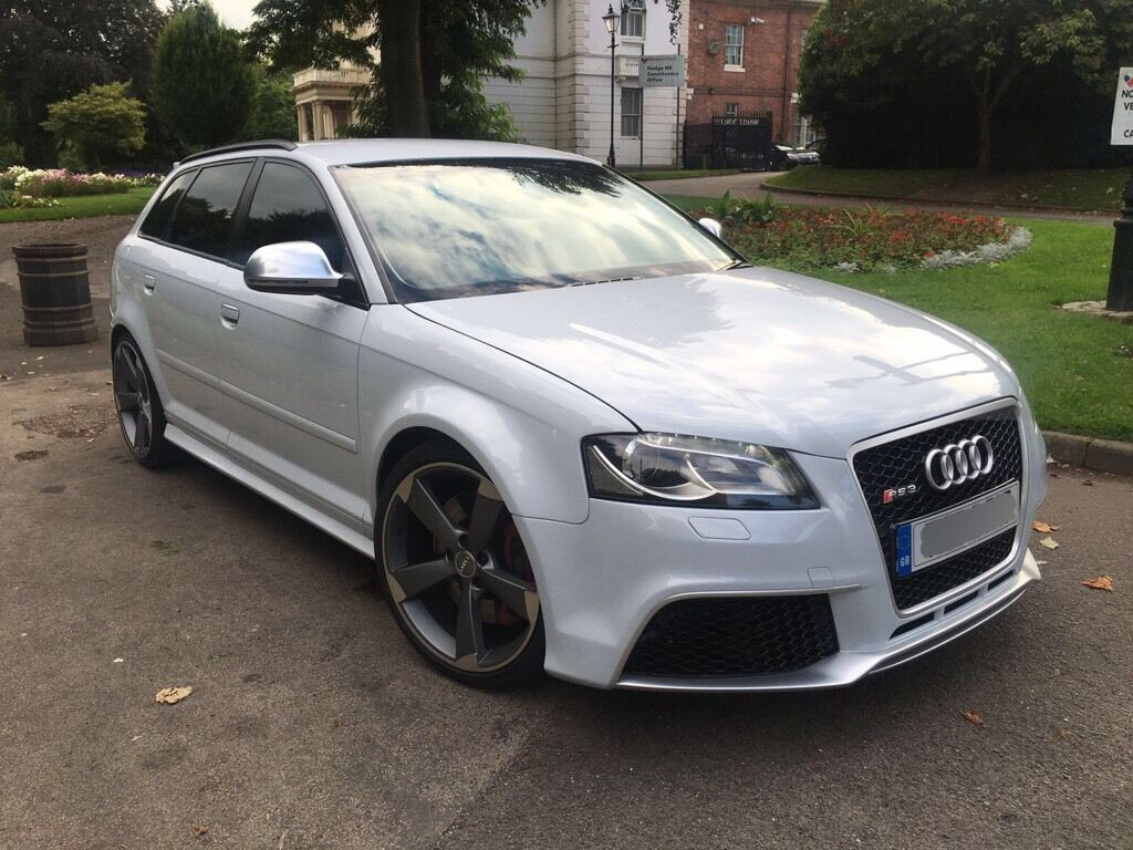 AUDI S3 2.0 TFSI TURBO QUATTRO 5 DOOR SPORTBACK FULL RS3 REPLICA ** NOT R32 RS3 GTI CUPRA