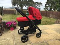 Graco Evo buggy/ travel system - excellent used condition