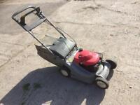Honda lawnmower 475 HBR