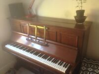 Upright piano, good condition, for free!