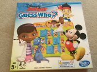 Disney Junior Guess Who ? Great fun board game
