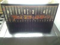 James Bond Widescreen Video Collection boxset for sale