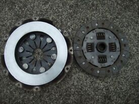 Triumph Spitfire or Dolomite 1500cc little used clutch assembly good condition.