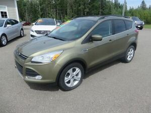 2014 Ford Escape SE AWD NAVIGATION!