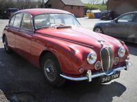 1967 Classic Jaguar 340 (Mk2)