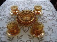Fruit / Trifle Set