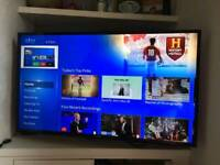Samsung 40 inch Smart UHD 4K TV