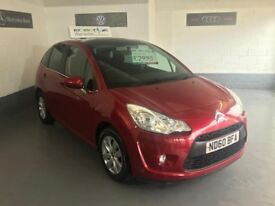 CITROEN C3 VTR+ HDI 1.4/2010/60/COMES WITH FULL MOT/3 MONTHS WARRANTY