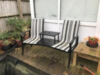 Double Outdoor Seat