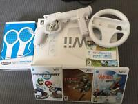 Boxed Nintendo Wii bundle