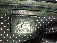 Radley pebble black handbag