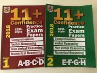 11+ Grammar School/ CEM Pretest Practice Papers