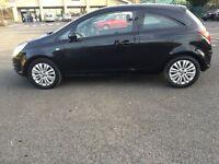 Vauxhall corsa d 2010 1.3 cdti ecoflex £25 tax cheap insurance brand new alloys tyres full test px