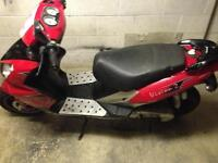 Longjia 50cc 2 stroke looking for swap or cash OVNO