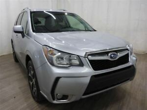 2014 Subaru Forester 2.0XT Touring Sunroof Bluetooth Rear Camera