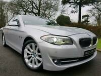 "2011 BMW 5 Series 520d SE, LOW MILES! 18"" ALLOYS! SAT-NAV! HEATED LEATHER! XENONS! SERVICE HISTORY!"