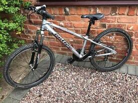 Claude Butler mountain bike.