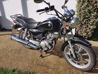Yamaha YBR Custom, 125cc