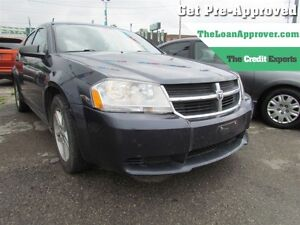 2008 Dodge Avenger SXT * AFFORDABLE VEHICLES * GREAT RATES London Ontario image 1