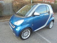Smart Fortwo 1.0 Passion 2dr, 2008 (08), cheap to run