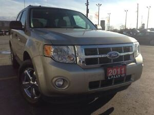 2011 Ford Escape XLT, Leather, Sunroof, Cruise, A/C