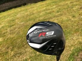Taylor made R9 Supertri - Fujikura Motore stiff shaft 65g