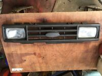 Ford front grill for Mark 4 Cortina