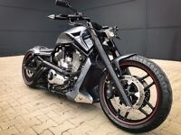 Harley Davidson V-ROD Night Rod Custom Viking