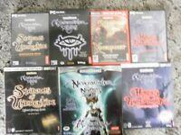 Retro PC Games for sale (Windows 95 - Vista)