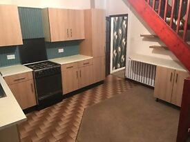 3 bed terraced property to rent